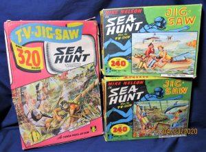 Sea Hunt Jigsaw Puzzles