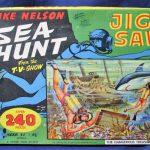 The Dangerous Treasure Hunt