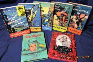 Sea Hunt Hard Cover Books