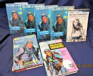 Mask & Flippers 7 books