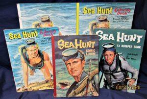 Sea Hunt Fun Books