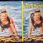 Sea Hunt Coloring Book