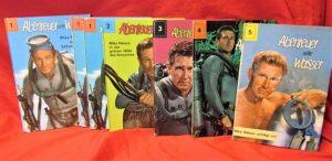 Hard Cover German Comic Books