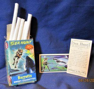Sea Hunt Barretts Sweet Cigarettes