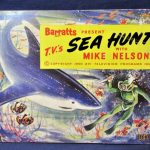 Sea Hunt Barretts Picture Cards