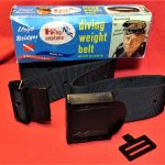 Weight Belt & Buckle 8051a