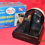 Underwater Searchlight 8054b