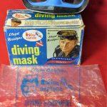 King Neptune Mask 8013