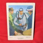 Sea Hunt SNAP ATV Cigarette Card