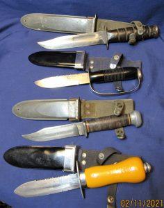 SHC Knives