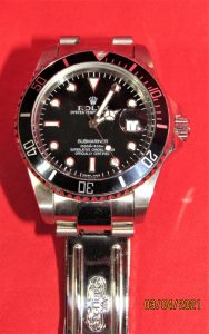 The Rolex Submariner Watch