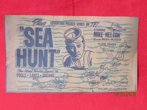 Sea Hunt Game